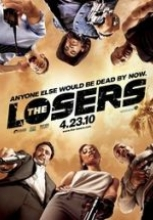 Kaçaklar – The Losers 2010 full hd film izle