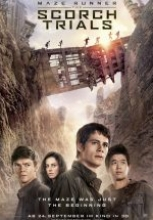 Labirent 2 Alev Deneyleri (The Scorch Trials) full hd film izle