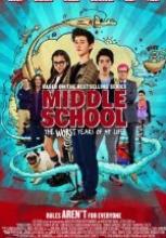 Ortaokul Hayatımın En Kötü Yılları – Middle School The Worst Years of My Life full hd izle